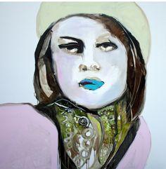 patricia derks - painting