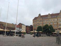 Malmo Sweden Photo of Little Square