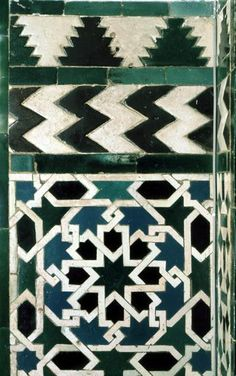 Pattern in Islamic Art - Alcazar