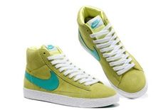 Nike Blazer High Top Shoes Womens