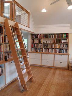 Internal Home Design: ladder ideas in home design – Loft İdeas 2020