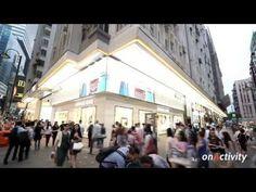 [ DISE ]  Digital Signage software Dual sided Kiosk - YouTube