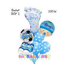 BUCHET DE BALOANE CU HELIU PENTRU VIZITA LA MATERNITATE  Buchete de baloane cu heliu pentru nou nascuti.  Special pentru o vizita la maternitate.  Contin reducere fata de baloanele cumparate separat. Puteti alege 1-2 buchete intregi sau le puteti modifica componenta dupa bunul plac. Minnie Mouse, Disney Characters, Fictional Characters, Children, Boys, Art, Young Children, Baby Boys, Art Background
