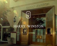 harry_winston Highland Park Village, Harry Winston, Dallas Texas, Store Fronts, Girls Best Friend, Neon Signs, Fine Jewelry, Heaven, Scene