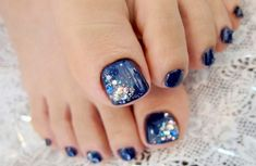 toenail art designs step by step | pedicure designs gallery | nail design ideas
