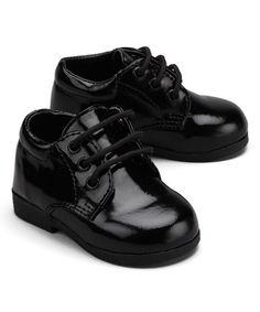 Black Dress Shoe #zulily #zulilyfinds