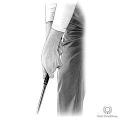 Cross Handed Putting Grip Type Cross Hands, Putting Tips, Good Grips, Golf Tips, Different Styles, Type