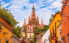 San Miguel de Allende, Mexico | These are the best places to travel in Latin America this February, thanks to exciting events, new openings, and prime weather.