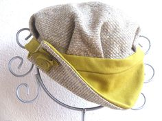 Womans newsboy beret hat Unique french inspired newsboy by Hatomic, French Beret Hat, News Boy Hat, Wool Fabric, Wallets For Women, Winter Hats, Take That, Louis Vuitton, Cap, Tote Bag