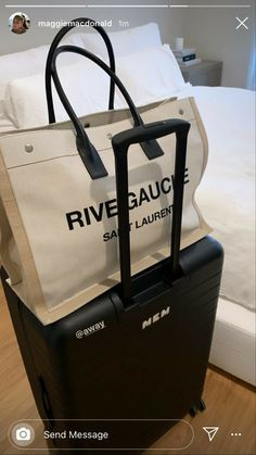 Classy Aesthetic, Travel Aesthetic, Aesthetic Shoes, Cute Luggage, Luxury Bags, Gossip Girl, Dream Life, Luxury Lifestyle, Travel Bags