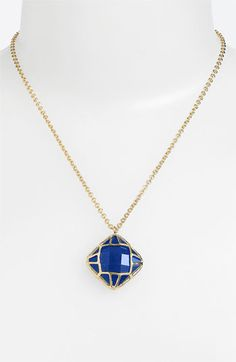 Kendra Scott 'Jean' Pendant Necklace available at #Nordstrom