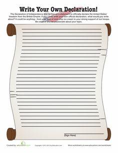 declaration of independence printable version free. Black Bedroom Furniture Sets. Home Design Ideas
