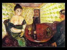 Edvard Munch, Il mattino, 1884 - Google Search