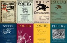100 Years of Poetry: Designing the Magazine, 1912–2012