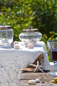 ideas para decorar mesas de verano