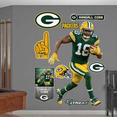 Randall Cobb - No. 18, Green Bay Packers