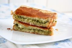 pesto sandwich, food, chees pesto, grilled cheese sandwiches, breads, mozzarella, grilled cheeses, grill chees, collect memori