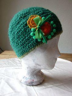 Damen-Mütze von Waschbrett auf DaWanda.com