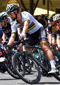Peter Sagan Tour Down Under 2017 by BettiniPhoto