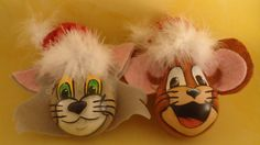 instant download tom and jerry pdf painting pattern christmas ornament recycled lightbulb