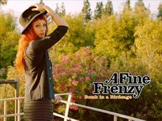 Music / A Fine Frenzy - What I Wouldn't Do. Would be a sweet song to play at a wedding, or have sung. :)