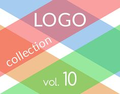 "Check out new work on my @Behance portfolio: ""Logo collection vol. 10."" http://be.net/gallery/36966217/Logo-collection-vol-10"