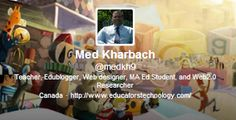 60+ Great Educational Technology Tweeters to Follow ~ Educational Technology and Mobile Learning