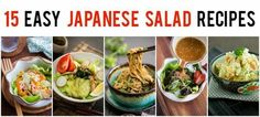 be healthy-page: 15 Easy Japanese Salad Recipes