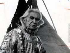 Chief Dan George, OC (July 24, 1899-September 23 1981) was a Chief of the Isleil-Waututh Nation, a Coast Salish band located on Burrard Inlet in North Vancouver, British Columbia, Canada. He was also an Author, Poet and an Academy Award nominated Actor...