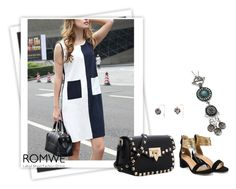 """""""Romwe I/6"""" by minka-989 ❤ liked on Polyvore featuring GALA, vintage and romwe"""