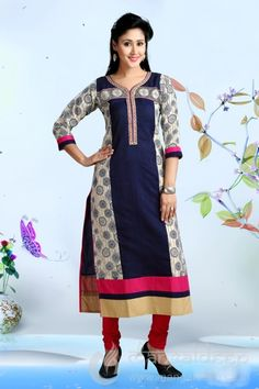 http://www.mangaldeep.co.in/latest-kurties/astonishing-royal-blue-ready-made-party-wear-kurti-5346 For further inquiry whatsapp or call at +919377222211