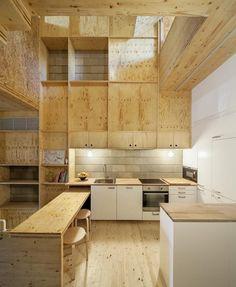 @RoomGlobal Vista interior. Vivienda en Sant Cugat del Vallès por Josep Ferrando. Fotografía © Adrià Goula.