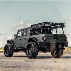 Best Picture For expensive cars For Your Taste You are looking for something, and it is going to tell you exactly what you are looking for, and you di Jeep Jl, Jeep Cars, Jeep Truck, Truck Mods, Suv Trucks, Carros Suv, Enduro Vintage, Hors Route, Badass Jeep