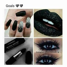 Image about black in Beauty💅💕 by on We Heart It Orange Makeup, Red Makeup, Chanel Makeup, My Beauty, Beauty Makeup, Beauty Hacks, Hair Beauty, Beauty Tips, Beautiful Blue Eyes