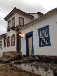 São João del Rei, MG, Brasil - 2014 Centro Histórico