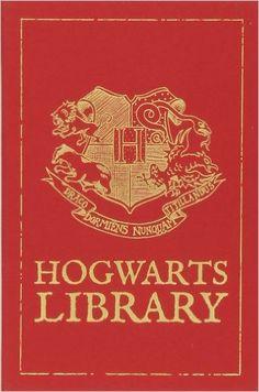 The Hogwarts Library: J. K. Rowling: 9780545615402: Amazon.com: Books