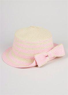 a21b8db2c8d from target.com · Girls Striped Straw Hat (6mths-4yrs) · Summer HatsStraw  ...