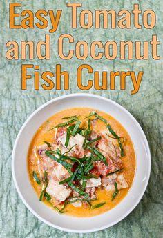 Un curry de poisson facile à adopter de toute urgence ! Cuisson rapide et ingrédients simples, pour les soirs de semaine comme pour les dîners entre amis.