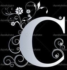 the letter c | Capital letter C | Stock Photo © Petra Roeder #6057939