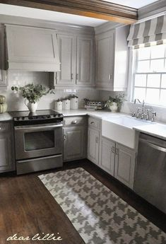 remodeling kitchen using existing cabinets