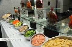 nacho bar at wedding reception - Google Search