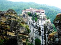 meteores Greece, wow!