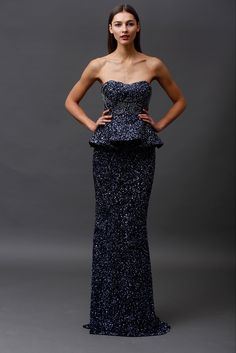 Badgley Mischka - Pre-Fall 2015 - Look 24 of 24