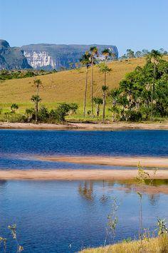 Attractive Venezuela http://www.travelandtransitions.com/destinations/destination-advice/latin-america-the-caribbean/