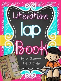 Lap Book For Any Book! Make a Book Report Fun!