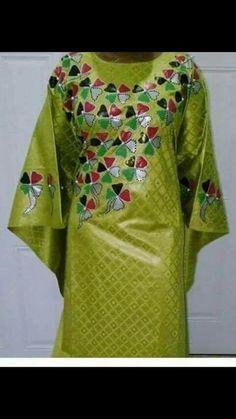 Robe bazin Robe pagne africaine en 2019 Robe africaine