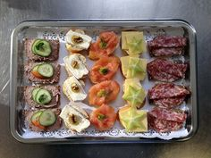 Canapés, Freshbury Catering in Munich