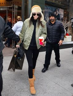 Kendall Jenner Wore the UGG Boots You'll Wear All Winter | WhoWhatWear UK