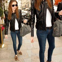 Miranda Kerr's Street Style Look for Less