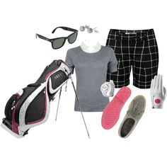sporti spice, sport life, mah style, late summer, girl golf